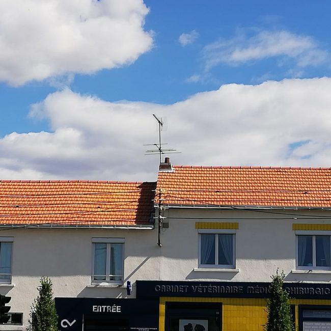 Couverture tuiles à Cholet (49)
